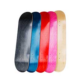 First-Class 31*8inch blank skate board decks wholesale 7 ply wood skateboard decks