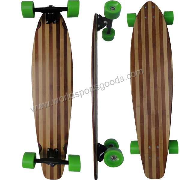 Cheap Longboard 9ply birch Maple longboard skateboard